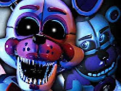 Jogo FNAF Sister Location: Custom Night