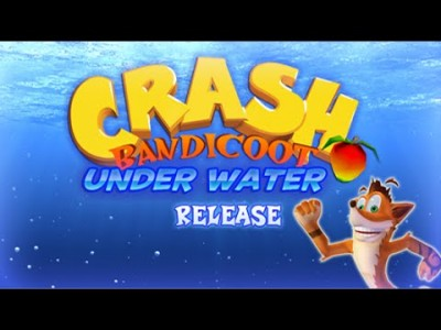 Crash Bandicoot | Underwater