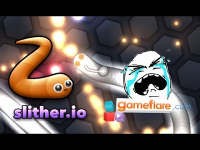 Slither.io - TOP 1 in 10 minutes