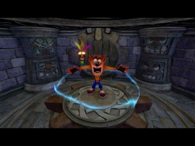 Crash Bandicoot N. Sane Trilogy - Crash Bandicoot 2 Hang Eight Gameplay
