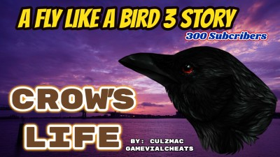 Fly Like a Bird 3 - Crow's Life - Short Movie